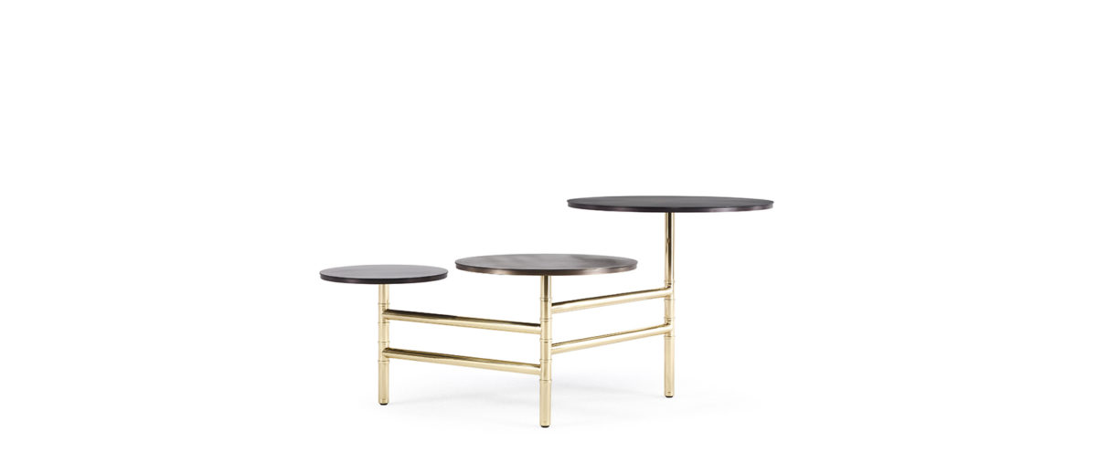 Gianfranco Ferre Home Doyle Side Table