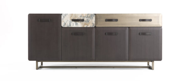 Gianfranco Ferre Home Five Points Sideboard