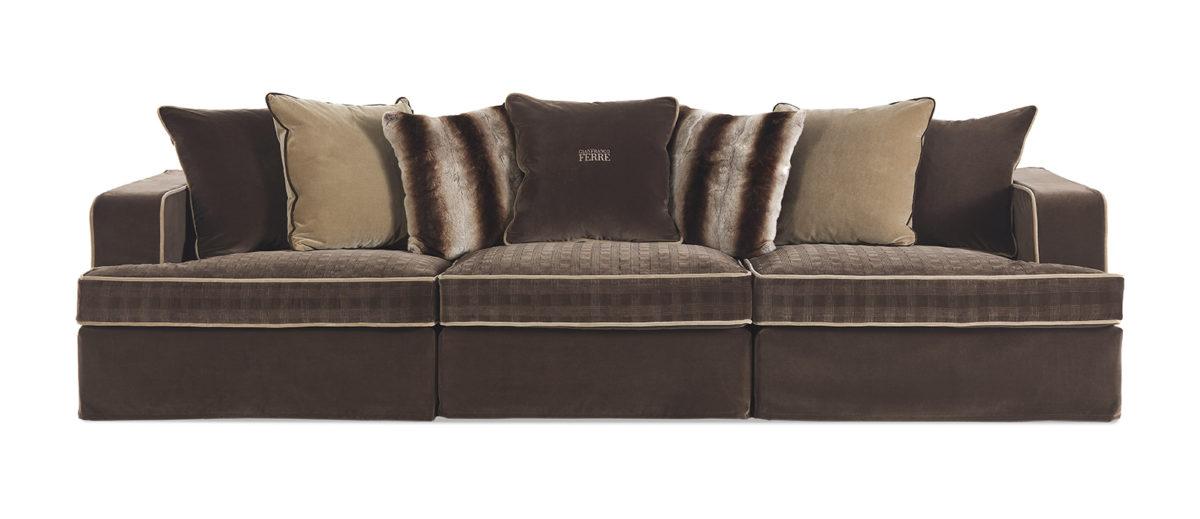 Gianfranco Ferre Home Flair Modular Sofa