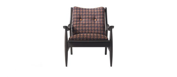 Gianfranco Ferre Home Franklin Armchair