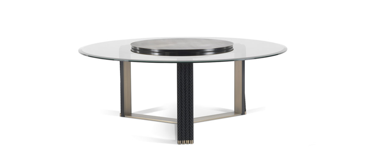 Gianfranco Ferre Home Glasgow Round Dining Table