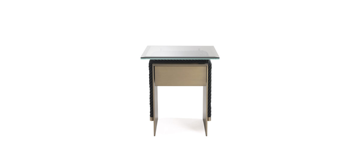 Gianfranco Ferre Home Glasgow Night Table