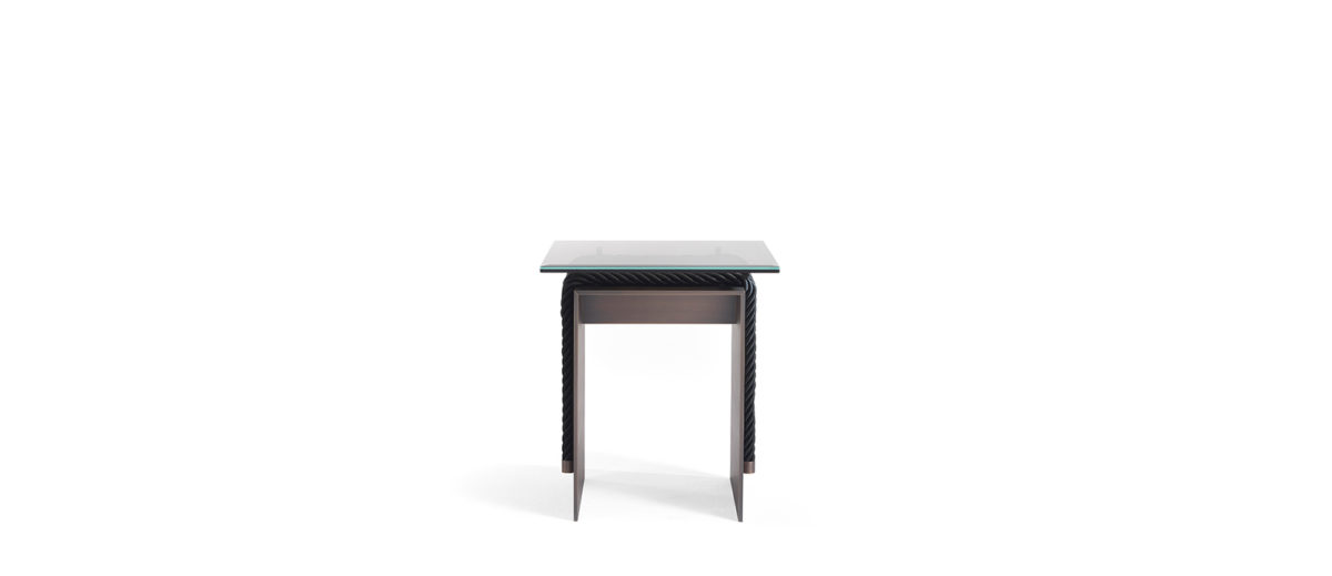 Gianfranco Ferre Home Glasgow Side Table