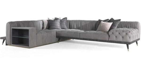 Gianfranco Ferre Home Highlander Modular Sofa