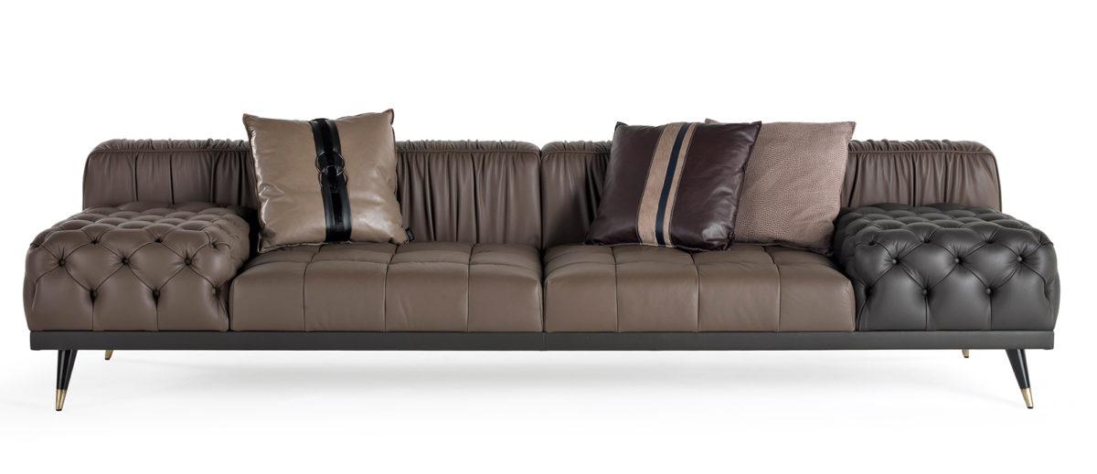 Gianfranco Ferre Home Highlander 2 Seater Sofa