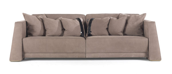 Gianfranco Ferre Home Kilt 3 Seater Sofa