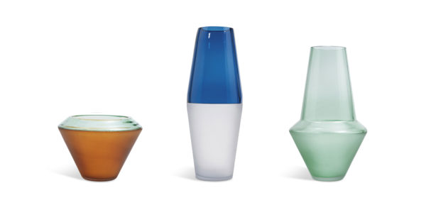 Gianfranco Ferre Home Lee Vases