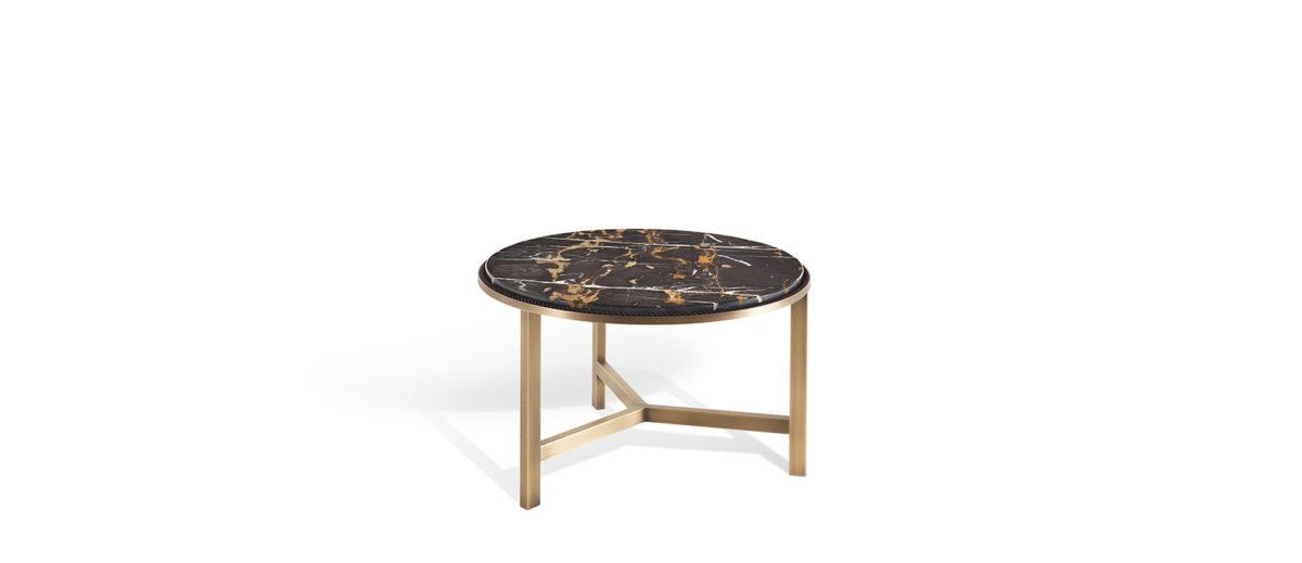 Gianfranco Ferre Home Ascott Side Table