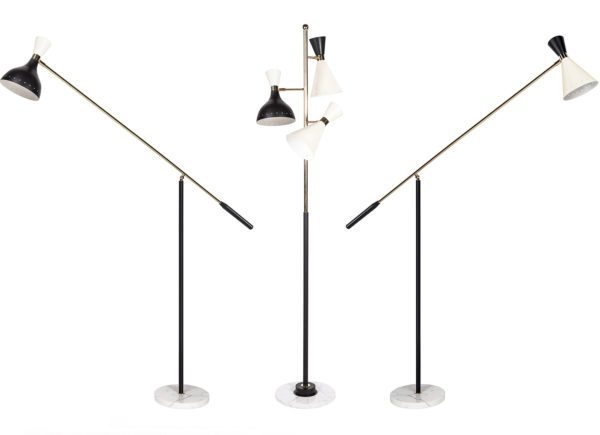 Gf Milwaukee Floor Lamp