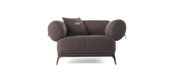 Gianfranco Ferre Home Phoenix Armchair