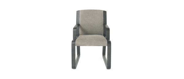 Gianfranco Ferre Home Wynwood Chair With Armrests
