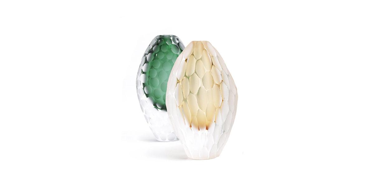 Gianfranco Ferre Home Zion Vases