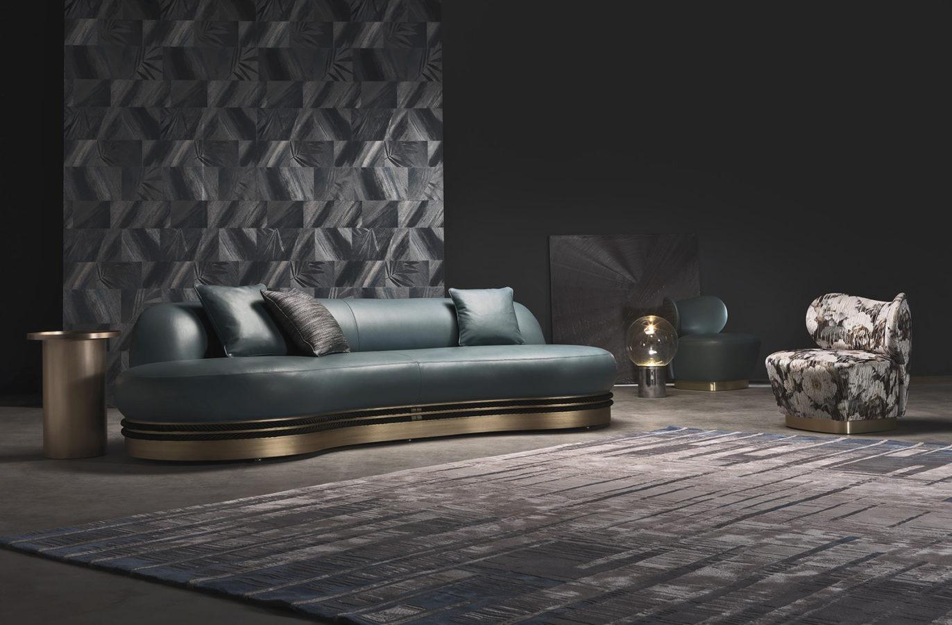 Alexander 3 Seater Sofa 1