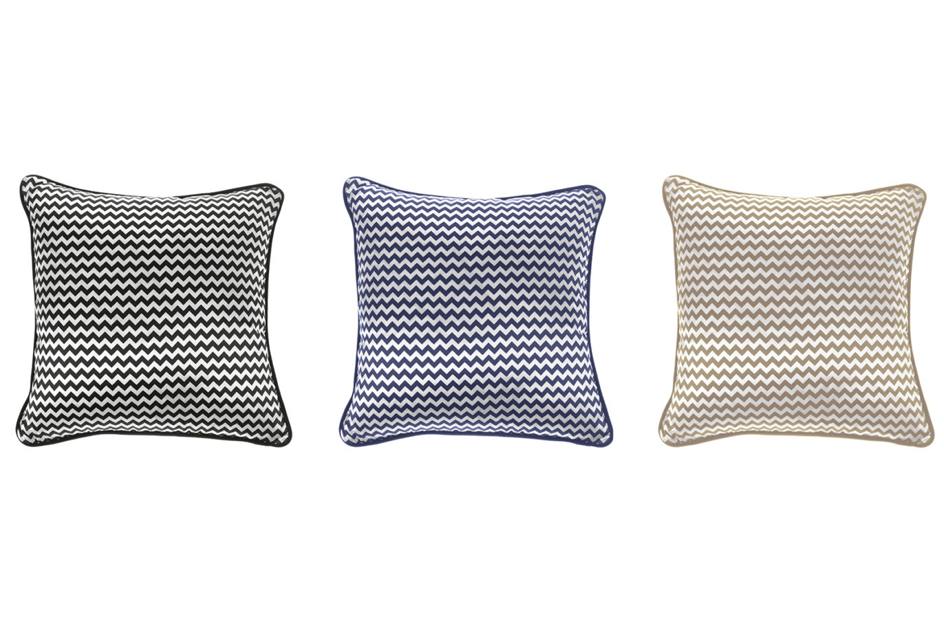 Gianfranco Ferre Home Chevron Cushion 03