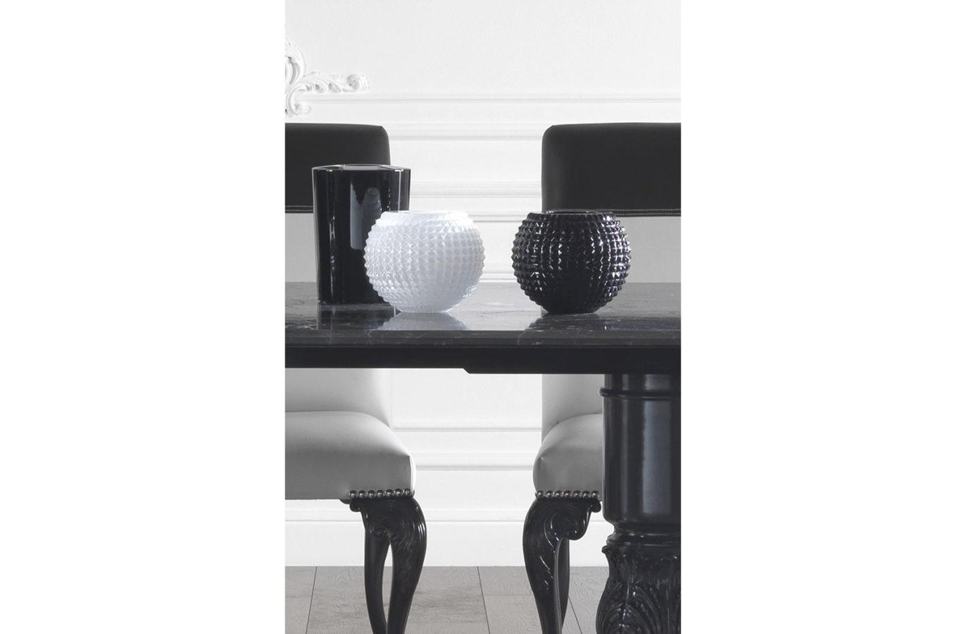 Duke Studs Sphere Vase
