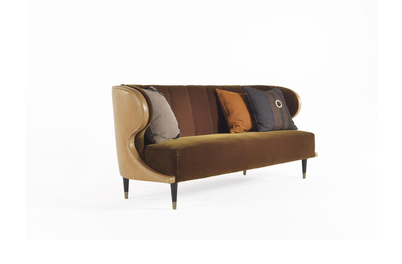 Dunlop 2 Seater Sofa 1