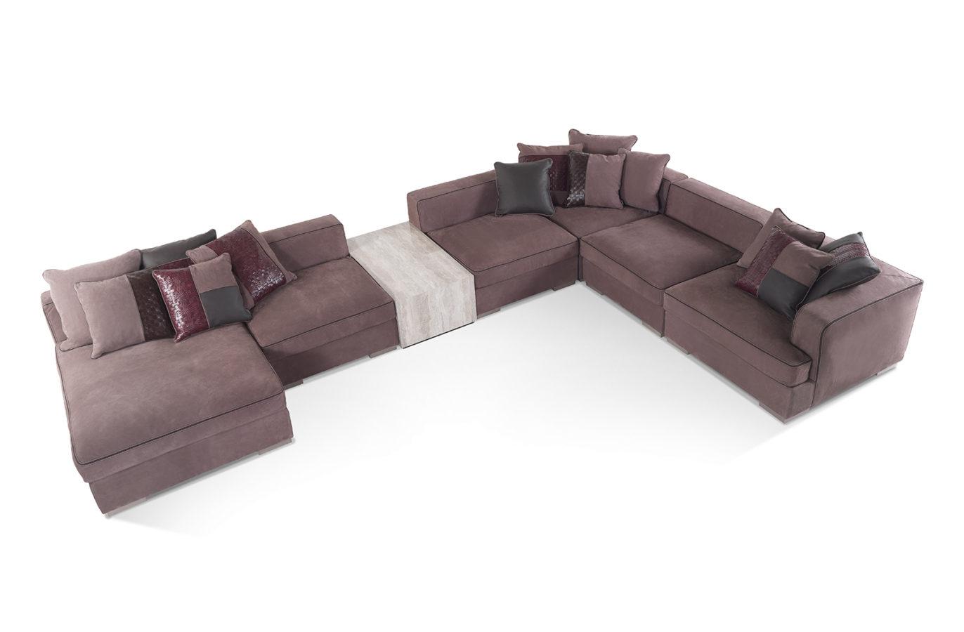 Gianfranco Ferre Home Flair Sofa