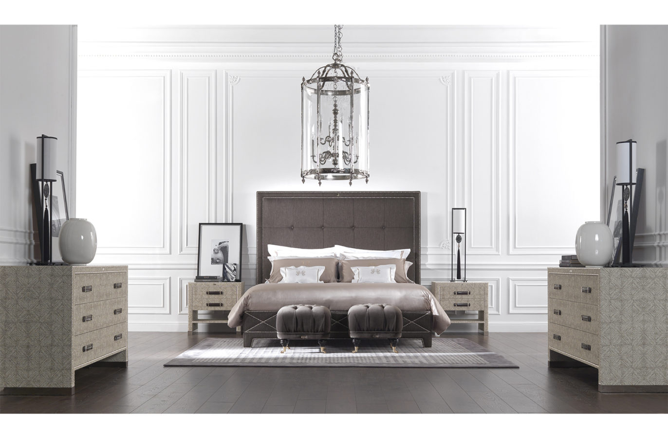Gianfranco Ferre Home Hamilton Chest Of Drawers