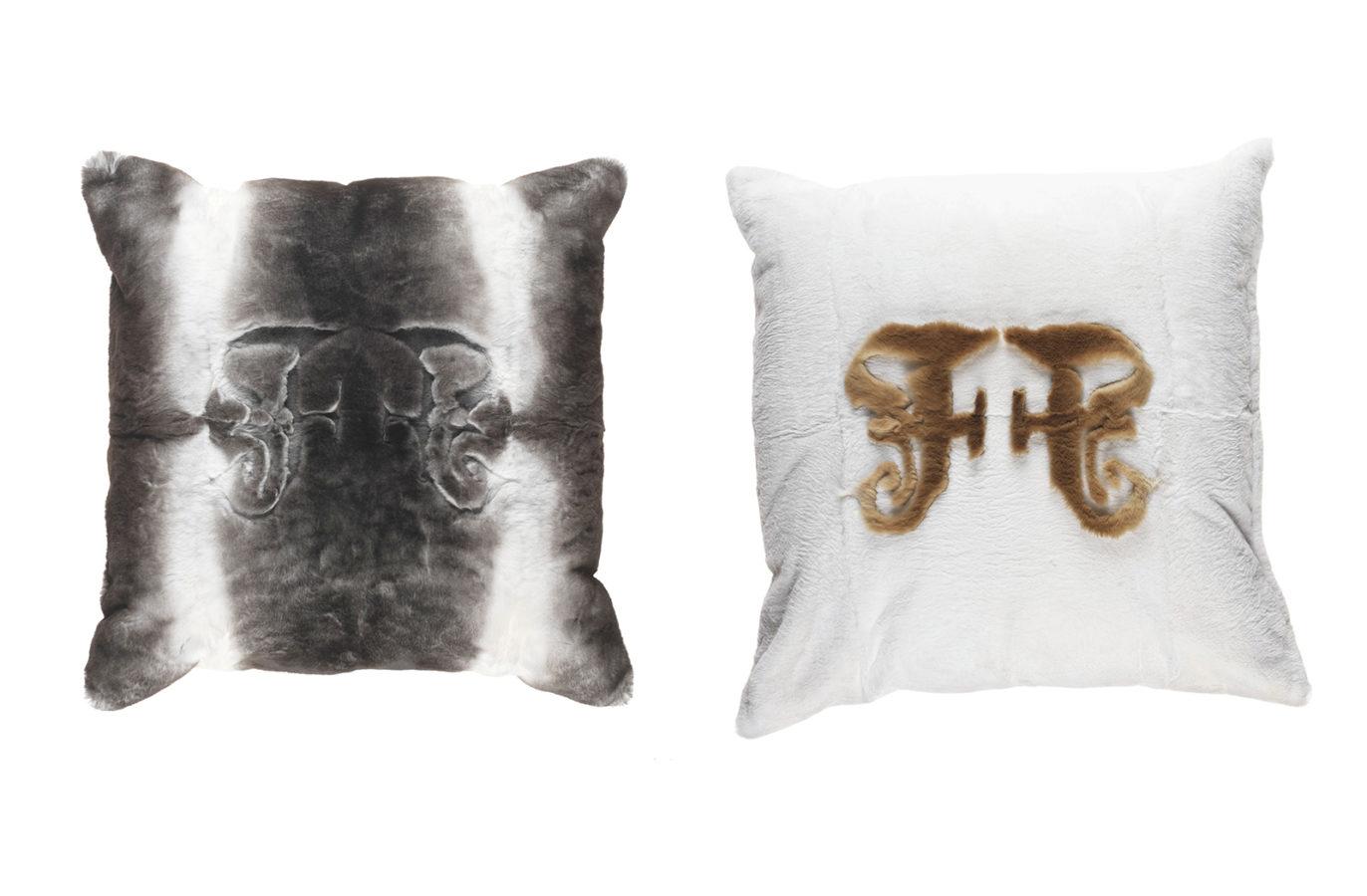 Gianfranco Ferre Homekirah Gothic Cushion