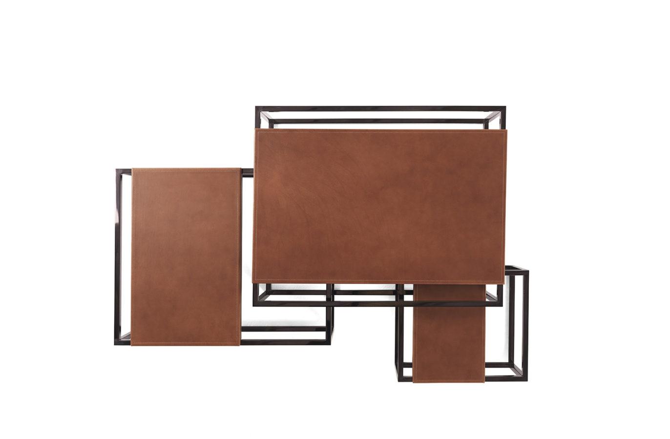 Gianfranco Ferre Home Matrix Central Table 01