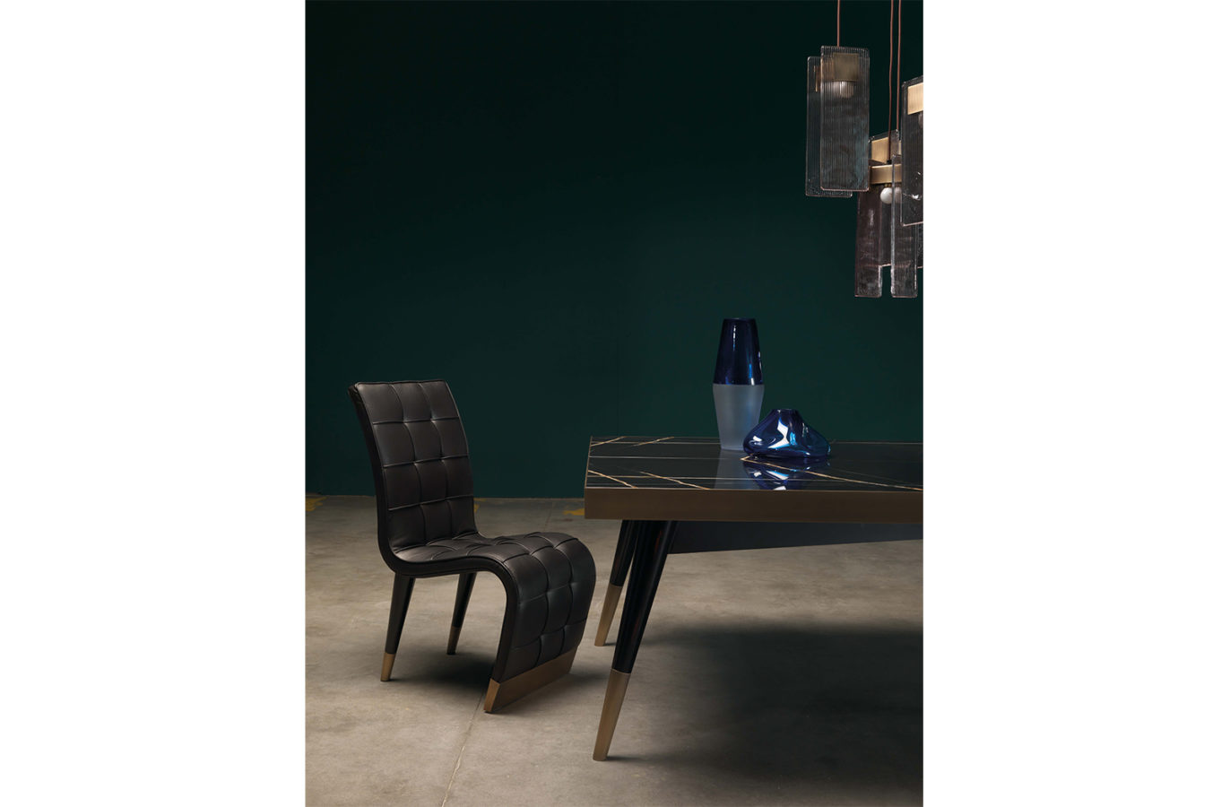 Gianfranco Ferre Home Mayfair Dining Table 05