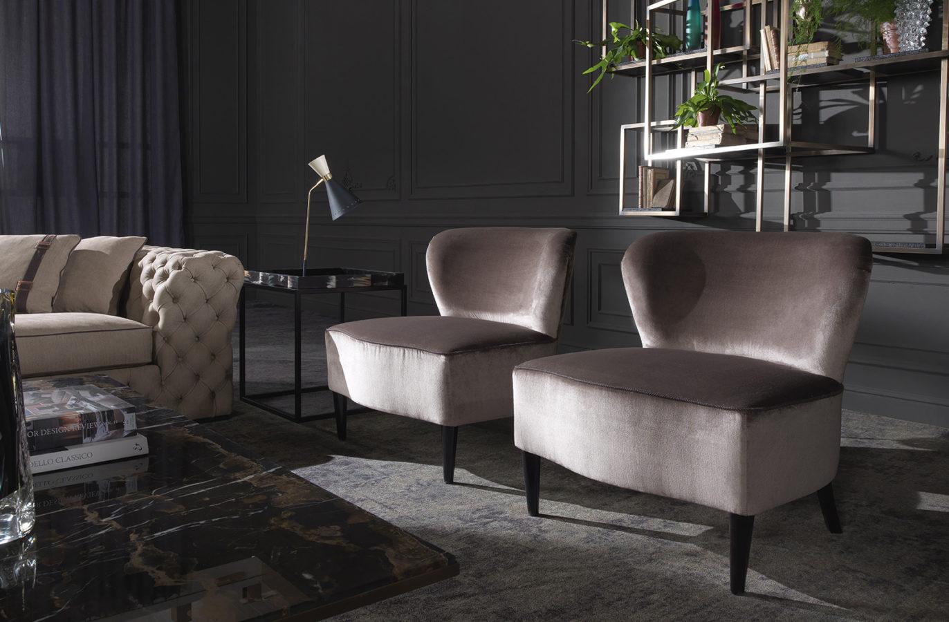 Melrose Armchair