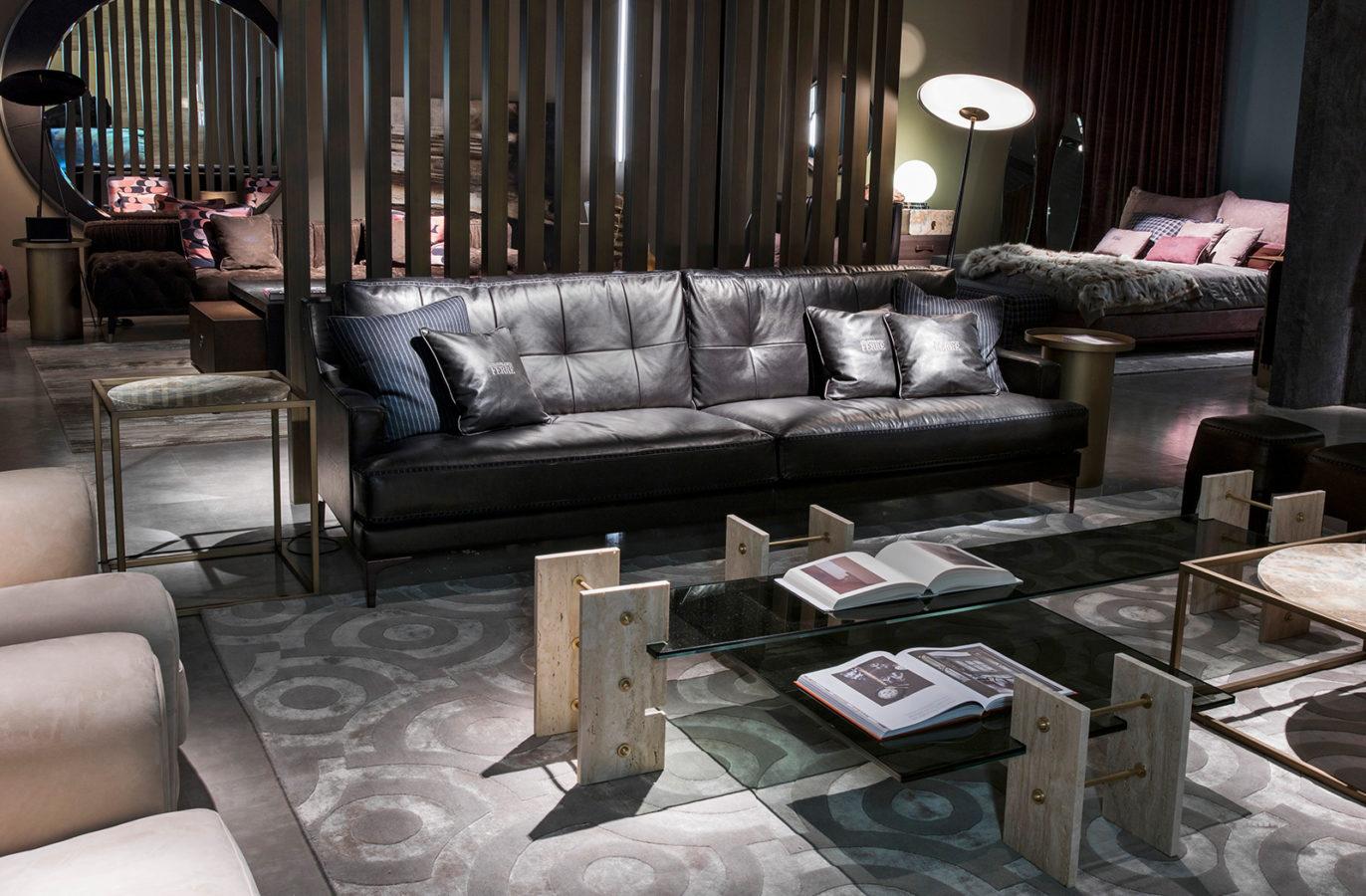 Gianfranco Ferre Home Norrebro Side Table 03