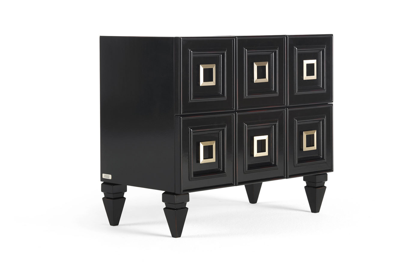 Gianfranco Ferre Home Perry Night Table 01