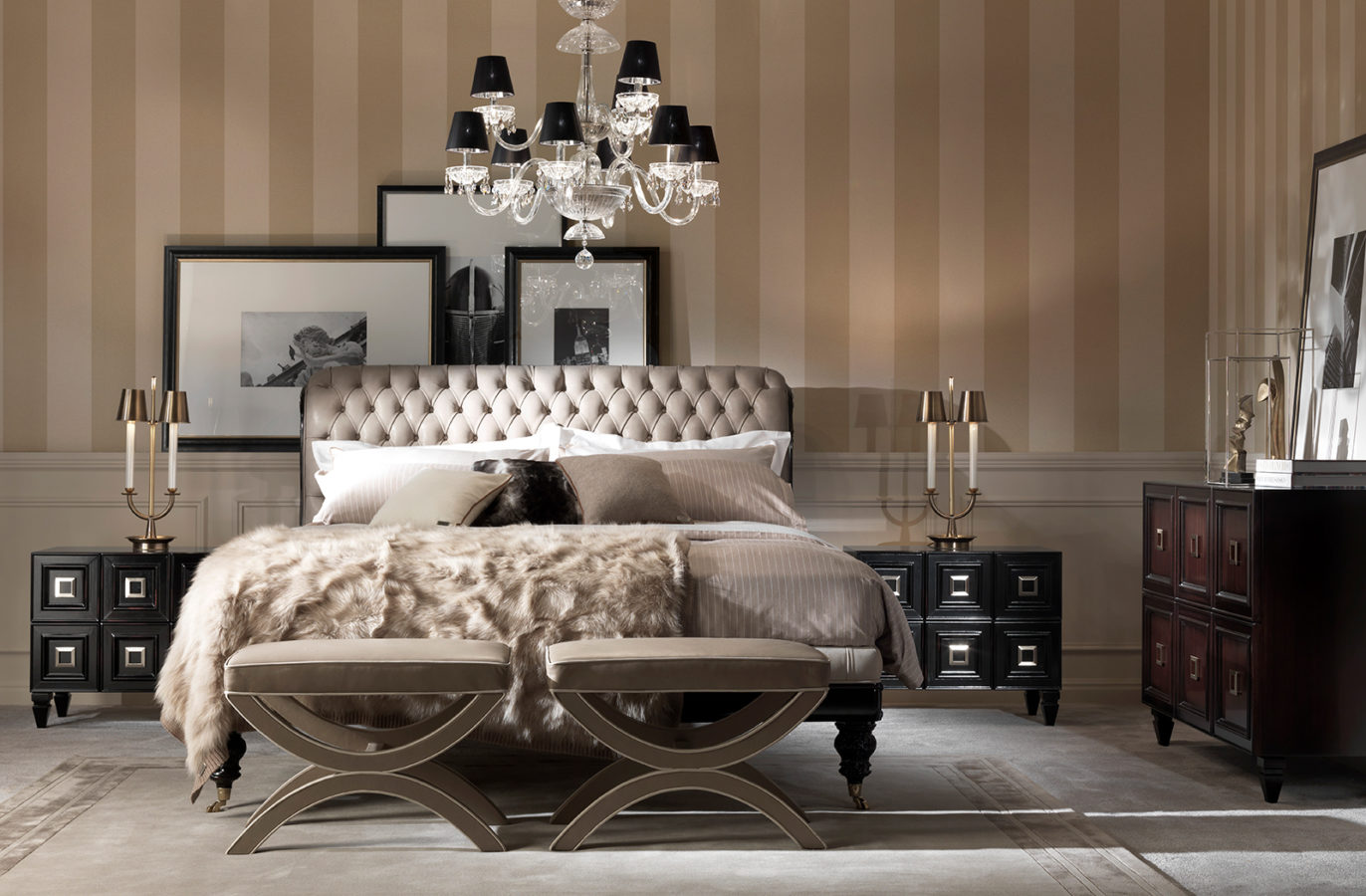 Gianfranco Ferre Home Perry Night Table 03