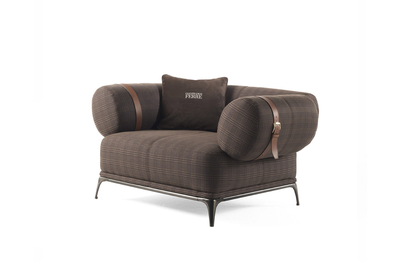 Gianfranco Ferre Home Phoenix Armchair 01