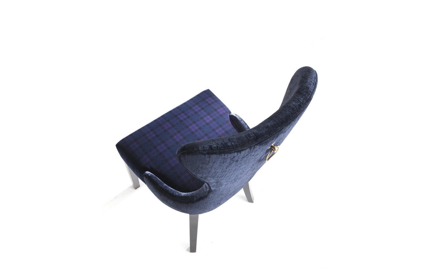 Gianfranco Ferre Home Pretty Chair 01